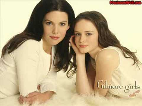 Gilmore Girls opening song FULL