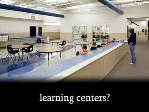 מרחבי למידה בבתי-הספר במאה ה-21
