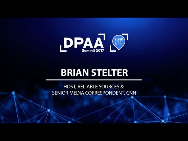 Brian Stelter on the Intersection of Media & Tech