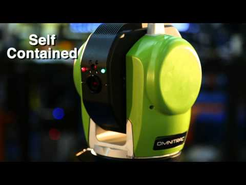 Omnitrac 2 Wireless Laser Tracker
