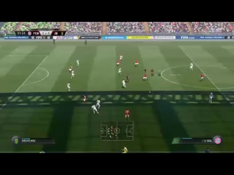 FIFA 17   Karriere                     Bayern vs. Jeonbuk