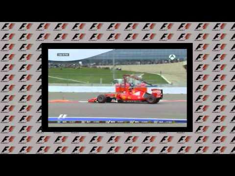 1/6 GP Rusia F1 2015