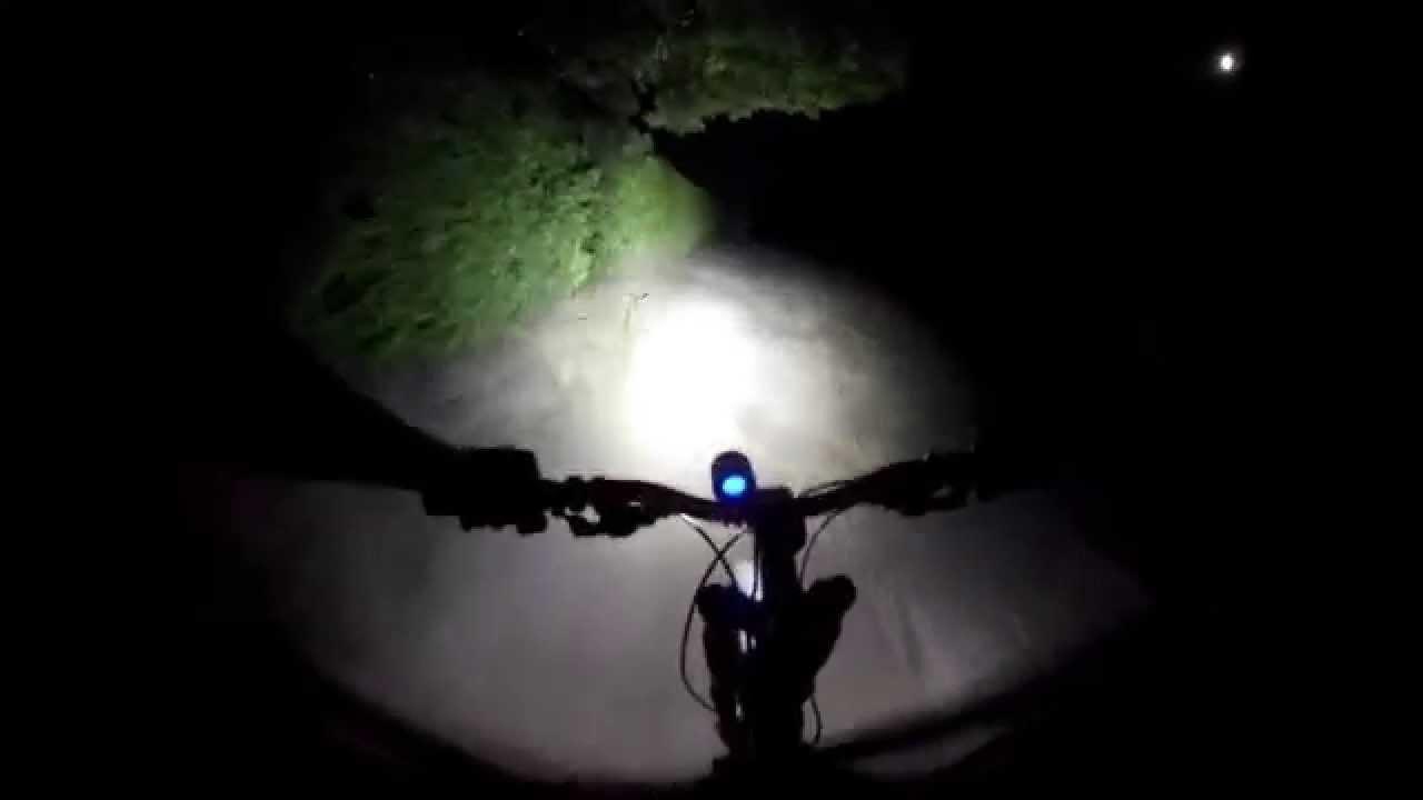 Bike Power Led 1600 Lumen Youtube