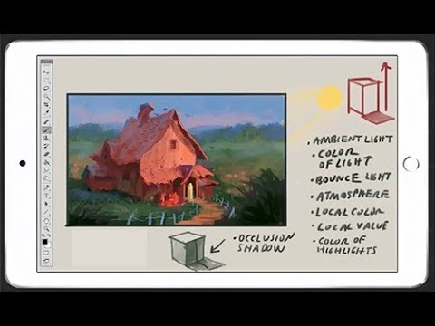 Secrets To Painting Color And Light