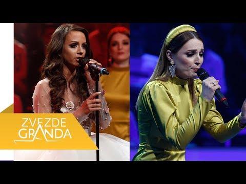 Milica Atanackovic i Vesna Pavlovic - Splet pesama - (live) - ZG - 18/19 - 18.05.19. EM 35