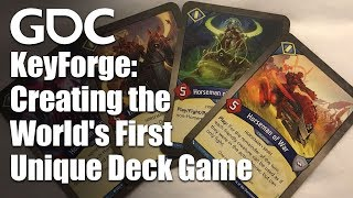 Board Game Design Day: KeyForge: Creating the World's First Unique Deck Game