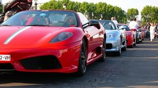 Les Marocains font un Mariage à 40 millions d'Euros avec un Cortège de voitures de luxe 😱
