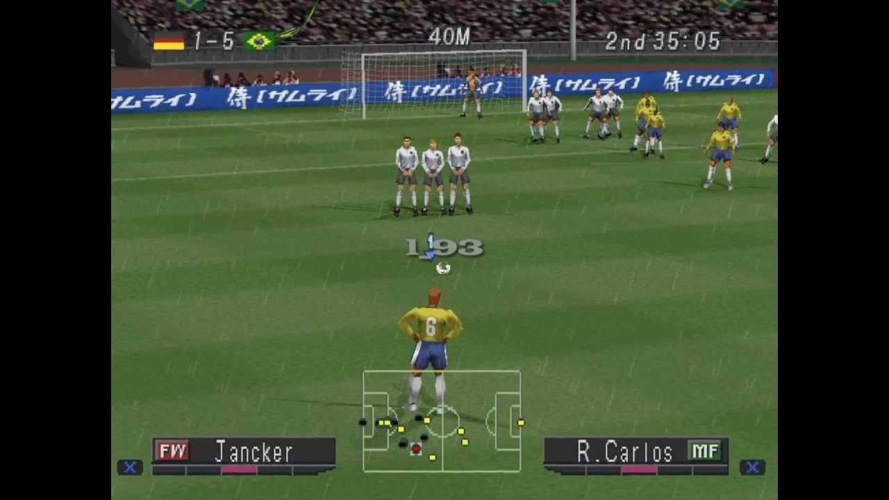 Winning Eleven 2000 U23 Ps1 Iso