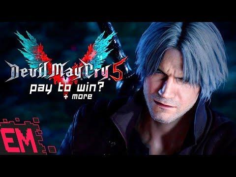 Devil May Cry PTW? Sekiro Too Hard? April Fools Jokes?! - EMP thumbnail