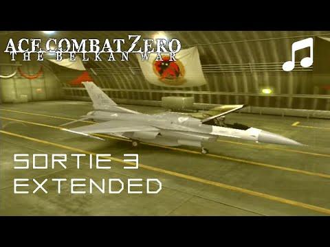 """""""SORTIE 3"""" (Extended) - Ace Combat Zero OST"""