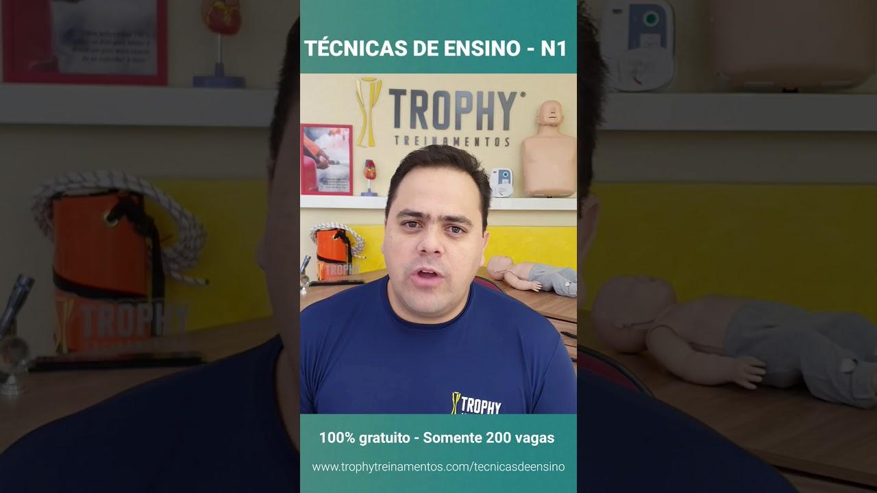Técnicas de Ensino para Instrutores