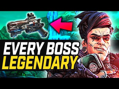 Borderlands 3 | All 14 Legendaries That Only Drop From Bosses (And Which Are Amazing)