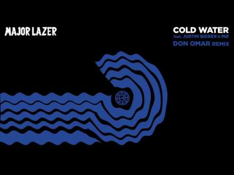 Major Lazer - Cold Water (feat. Justin Bieber & MØ) (Don Omar Remix) (Official Audio)