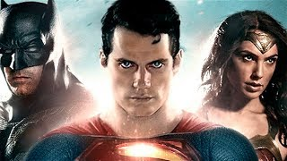 A Ton Of New Details Revealed For Justice League Trilogy