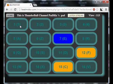 ThunderBall Bonzai Channel ONE BeatMotor Remix