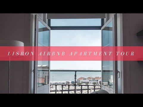 Lisbon Airbnb Apartment Tour | Portugal
