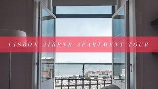 Gambar cover Lisbon Airbnb Apartment Tour   Portugal