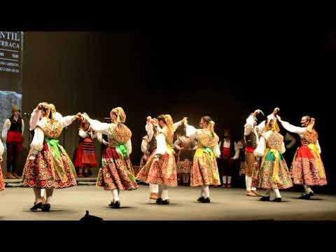 El Bolero de Algodre grupo Infantil Doña Urraca