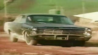 '67 Ford Galaxie 500 in Black Cobra