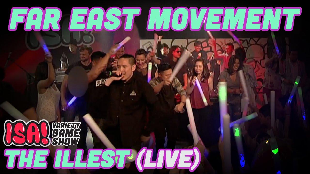 Far East Movement - The Illest Lyrics