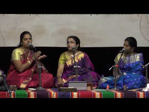 Vidya Kalayanaraman l Vasudha Ravi l Brinda Manickavasagam l Shtree Gayaka Jam