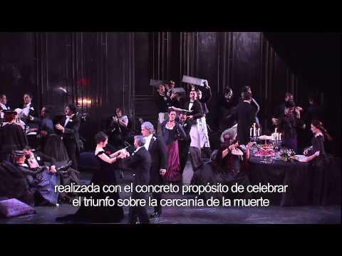 La traviata, vista por David McVicar | Teatro Real 14/15