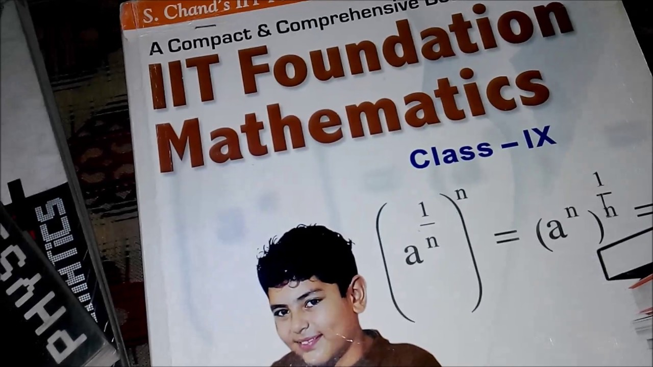 Iit foundation books for class 9 free download pdf
