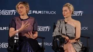 Saoirse Ronan and Greta Gerwig talk 'Lady Bird' at Variety Screening Series