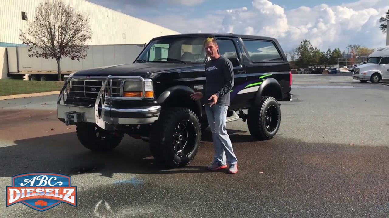 Diesel ford bronco for sale - Diesel Ford Bronco For Sale 42