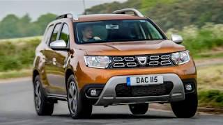 Dacia Duster 2018 Car Review
