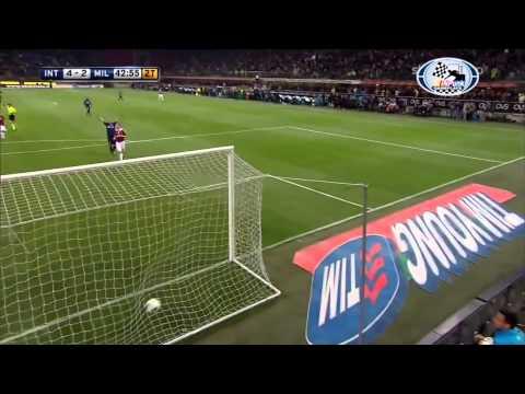 Douglas Sissenando Maicon - Top Goals HD