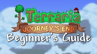 Terraria Beginner's Guide f๐r 2021 (1.4 Journey's End PC, Mobile & Console)