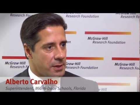 Alberto Carvalho, Superintendent of Miami-Dade County Public Schools