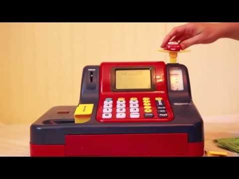LEARNING RESOURCES Educational Cash Register Toy REVIEW