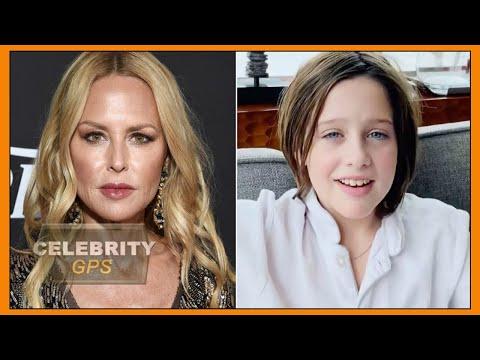 RACHEL ZOE'S SON falls 40FT FROM SKI LIFT - Hollywood TV
