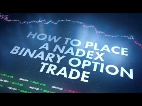 Trading Forex Using the Nadex Binary Options