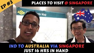 [Ep:3]#Singapore Trip from India- Largest Shopping Mall In Singapore with Free EntryCasino #dpxvlogs