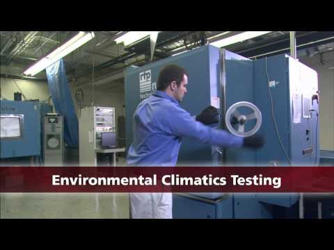 Harris Corporation - EMC and Environmental Test Engineering