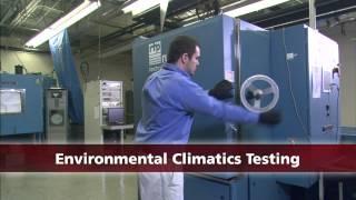 Harris Corporation - EMC and Environmental Test Engineering
