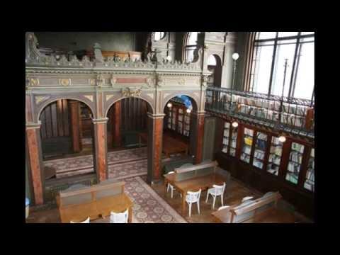"""Biblioteca Universităţii """"Gheorghe Asachi"""" din Iaşi / Technical University """"Gheorghe Asachi"""" Library"""