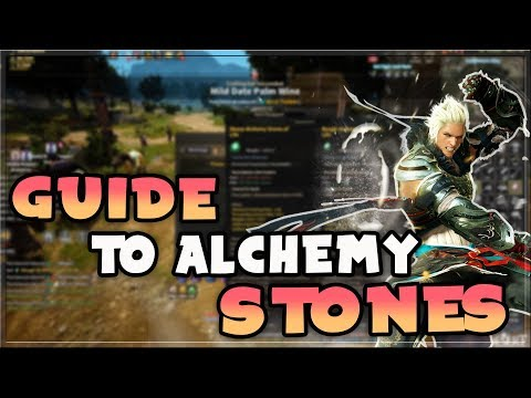 Black Desert Online - In-depth Guide to Alchemy Stones