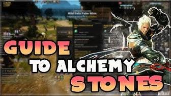 Black Desert Online - In-depth Guide to Alchemy Stones