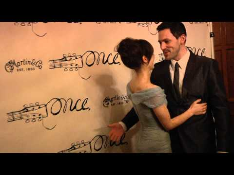 ONCE on Broadway: Opening Night
