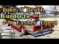 Grand Theft Auto 5 - Duke O´Death Fundorte & 4 Film Easter Eggs! (Zufallsereignis/PlayStation 4)