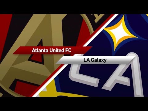 Atlanta United 4-0 LA Galaxy