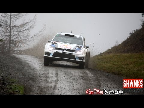 WRC Wales Rally GB 2013 [HD - Maximum Attack]