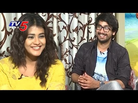 Andhagadu Movie Team Exclusive Interview | Raj Tarun | Hebah Patel | TV5 News