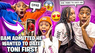 BAM ADMITTED HE WANTED TO DATE TONI FIRST & JAY TESTED MYA LOYALTY!😱 (SHE TRIED TO KISS HIM)