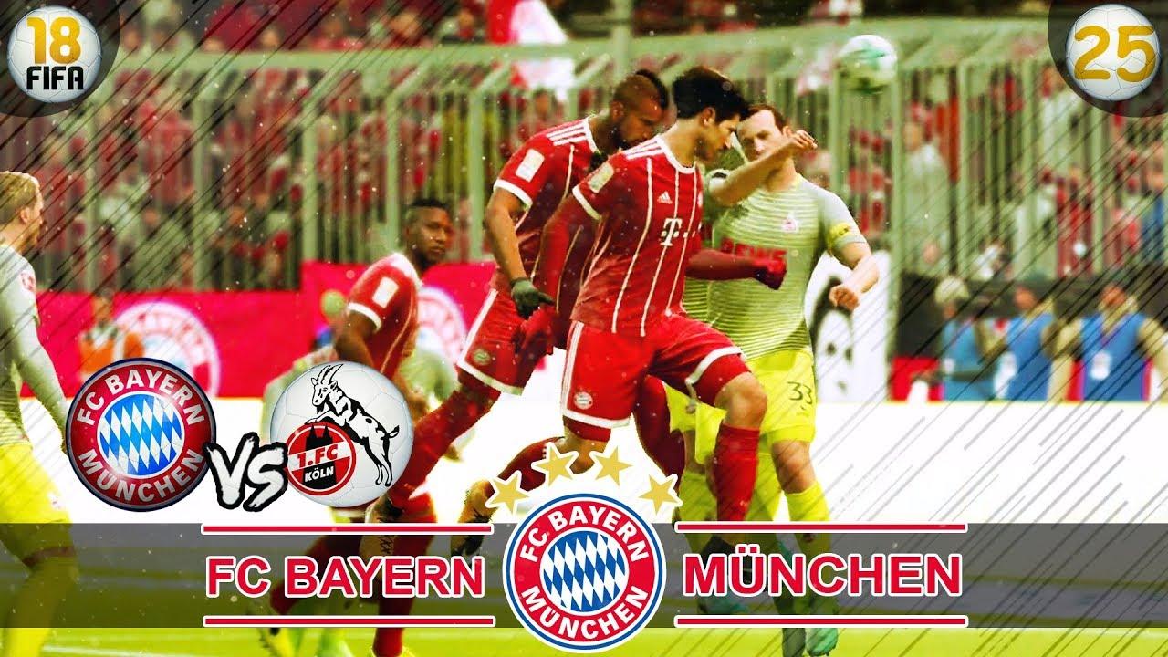 Bayern Vs Köln