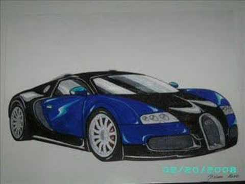 Supercar Drawings Youtube